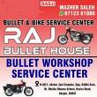 bullet repair service